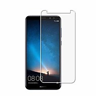 cheap Screen Protectors-Screen Protector Huawei for Mate 10 lite Tempered Glass 1 pc Front Screen Protector Scratch Proof 2.5D Curved edge 9H Hardness High