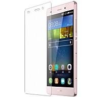お買い得  スクリーンプロテクター-スクリーンプロテクター のために Huawei Huawei P8 Lite 強化ガラス 1枚 スクリーンプロテクター ハイディフィニション(HD) / 硬度9H / 2.5Dラウンドカットエッジ