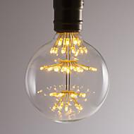 お買い得  LED ボール型電球-BRELONG® 1個 2.5W 300lm E26 / E27 LEDボール型電球 47 LEDビーズ SMD 装飾用 温白色 220-240V