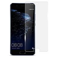 お買い得  スクリーンプロテクター-スクリーンプロテクター のために Huawei P10 強化ガラス 1枚 スクリーンプロテクター ハイディフィニション(HD) / 硬度9H / 2.5Dラウンドカットエッジ