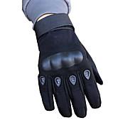 abordables Guantes para Moto-Dedos completos Unisex Guantes de moto Fibra de carbon Fibra Listo para vestir Antideslizante Transpirabilidad