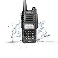 お買い得  -BAOFENG UV-9R トランシーバー ハンドヘルド デュアルバンド 防水 トランシーバー 双方向ラジオ