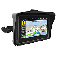 vruće 4,3 vodootporan ipx7 moto GPS navigacija moto navigator s fm bluetooth 8g flash prolech auto gps (ažuriranje mapa kontakt službu za korisnike)