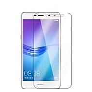 お買い得  スクリーンプロテクター-スクリーンプロテクター Huawei のために Huawei Y3 (2017) 強化ガラス 1枚 スクリーンプロテクター 2.5Dラウンドカットエッジ 硬度9H ハイディフィニション(HD)