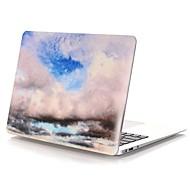 """お買い得  MacBook 用ケース/バッグ/スリーブ-MacBook ケース のために 油絵 プラスチック 新MacBook Pro 15"""" / 新MacBook Pro 13"""" / MacBook Pro 15インチ"""