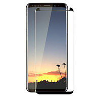 cheap Samsung Accessories-Screen Protector Samsung Galaxy for S9 Tempered Glass 1 pc Full Body Screen Protector 3D Curved edge Scratch Proof 9H Hardness