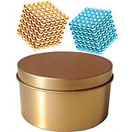 preiswerte Spielzeuge & Spiele-216*2 pcs Magnetspielsachen Magnetische Bälle Bausteine Puzzle Würfel Magnetisch Magnetischer Typ Profi Level 3mm Erwachsene Jungen Mädchen Spielzeuge Geschenk