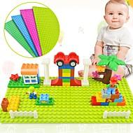 お買い得  模型 & ビルディング玩具-インターロッキングブロック おもちゃ おもちゃ 長方形 家族 高品質 新デザイン 1 小品 ギフト