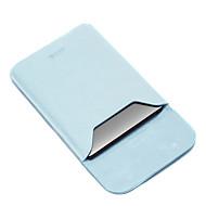 olcso MacBook védőburkok, védőhuzatok, táskák-MacBook Tok mert Tömör szín Valódi bőr MacBook Air 13 hüvelyk MacBook Pro 13 hüvelyk