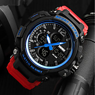 cheap Couple Watches-SKMEI Men's Couple's Digital Military Watch Japanese Calendar / date / day Water Resistant / Water Proof Casual Watch Noctilucent