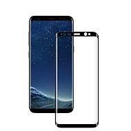 Недорогие Чехлы и кейсы для Galaxy S-Защитная плёнка для экрана Samsung Galaxy для S8 Закаленное стекло 1 ед. Защитная пленка для экрана 3D закругленные углы Уровень защиты