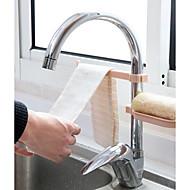 billiga Organisation av köksbänkar och vägg-1set Ställ & Hållare Plast Kreativ Köksredskap Förvaring Kök Organisation