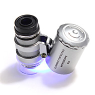 お買い得  双眼鏡-60 X 10 mm 顕微鏡 キャンピング&ハイキング / 日常使用 パータブル / #