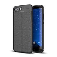 Недорогие Чехлы и кейсы для Huawei Honor-Кейс для Назначение Huawei Honor View 10(Honor V10) Honor V9 Play Защита от удара Кейс на заднюю панель Сплошной цвет Мягкий ТПУ для