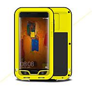 billige -Etui Til Huawei Mate 9 Pro Støtsikker Heldekkende etui Helfarge Hard Metall til Mate 9 Pro