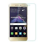 olcso Képernyő védők-Képernyővédő fólia Huawei mert P8 Lite (2017) Edzett üveg 1 db Kijelzővédő fólia Karcolásvédő 2.5D gömbölyített szélek 9H erősség High