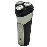 abordables Maquinilla Eléctrica-Factory OEM Máquinas de afeitar eléctricas para Hombre 220 V Desmontable / Poco ruido / Diseño ergonómico / Múltiples Funciones / Ligero y Conveniente / Uso inalámbrico