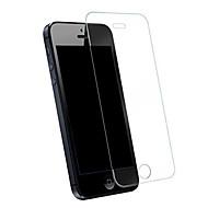 Недорогие Защитные плёнки для экрана iPhone-Защитная плёнка для экрана Apple для iPhone SE / 5s iPhone 5 Закаленное стекло 1 ед. Защитная пленка для экрана Взрывозащищенный