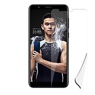 お買い得  スクリーンプロテクター-スクリーンプロテクター Huawei のために Honor 7X PET 1枚 スクリーンプロテクター 傷防止 超薄型 防爆
