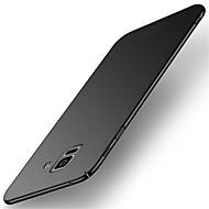 tanie Etui / Pokrowce do Samsunga Galaxy A-Kılıf Na Samsung Galaxy A8 2018 A8 Plus 2018 Szron Czarne etui Jendolity kolor Twarde PC na A3 (2017) A5 (2017) A7 (2017) A8+ 2018 A8