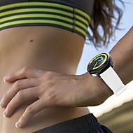 Недорогие Аксессуары для смарт-часов-Ремешок для часов для Gear Sport Samsung Galaxy Спортивный ремешок силиконовый Повязка на запястье