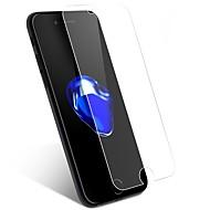 Недорогие Защитные плёнки для экранов iPhone 8-Защитная плёнка для экрана для Apple iPhone 8 Закаленное стекло 1 ед. Защитная пленка для экрана HD / Уровень защиты 9H / 2.5D закругленные углы