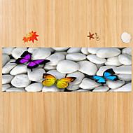 abordables Alfombras y moquetas-Las alfombras de área Casual / Campestre Franela de Algodón, Rectángulo Calidad superior Alfombra / Látex antideslizante