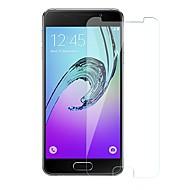 Недорогие Чехлы и кейсы для Galaxy A-Защитная плёнка для экрана Samsung Galaxy для A3(2016) Закаленное стекло 1 ед. Защитная пленка для экрана Защита от царапин Уровень