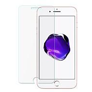 Недорогие Защитные плёнки для экрана iPhone-Защитная плёнка для экрана для Apple iPhone 8 Закаленное стекло 1 ед. Защитная пленка для экрана Уровень защиты 9H / Взрывозащищенный