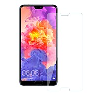 cheap Screen Protectors-Screen Protector for Huawei Huawei P20 Tempered Glass 1 pc Front Screen Protector 9H Hardness / Scratch Proof