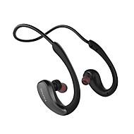 お買い得  -AWEI 耳に Bluetooth4.1 ヘッドホン 動的 マホガニー スポーツ&フィットネス イヤホン 快適 / ノイズアイソレーション / ステレオ ヘッドセット
