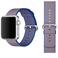 cheap Apple Accessories-Watch Band for Apple Watch Series 3 / 2 / 1 Apple Classic Buckle Nylon Wrist Strap