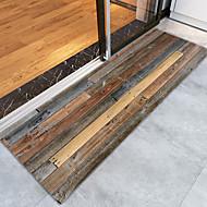 billiga Mattor och filtar-area mattor Sport och utomhus / Land Flanell, Rektangulär Överlägsen kvalitet Matta / Latex Halkfri