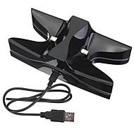abordables -Cargador Para PS4 ,  Conecte y Utilice / iluminar desde el fondo Cargador Metal / ABS 1 pcs unidad