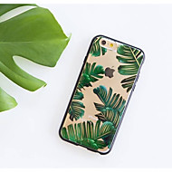 abordables Ofertas Diarias-Funda Para Apple iPhone 7 / iPhone 7 Plus / iPhone 6 Ultrafina / Diseños Funda Trasera Árbol Suave TPU para iPhone 7 Plus / iPhone 7 / iPhone 6s Plus