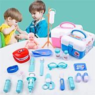 abordables Juguetes Clásicos-Accesorios de juguete para profesiones Tanque Interacción padre-hijo Doctor Preescolar Chico Chica Juguet Regalo