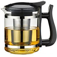 abordables Accesorios para Hogar y Mascotas-vidrio Resistente al calor 1pc Colador de té