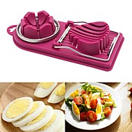 お買い得  キッチン用小物-キッチンツール ステンレス鋼 クリエイティブキッチンガジェット 卵のための 切削工具 / 卵ツール 1個