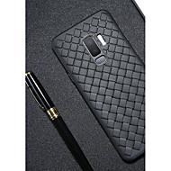 Недорогие Чехлы и кейсы для Galaxy S9 Plus-Кейс для Назначение SSamsung Galaxy S9 S9 Plus Ультратонкий Кейс на заднюю панель Полосы / волосы Мягкий ТПУ для S9 Plus S9