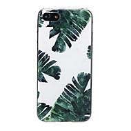 Недорогие Кейсы для iPhone 8 Plus-Кейс для Назначение Apple iPhone X / iPhone 7 Ультратонкий / С узором / Милый Кейс на заднюю панель С сердцем / Пейзаж Мягкий ТПУ для iPhone X / iPhone 8 Pluss / iPhone 8