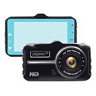 Недорогие Видеорегистраторы для авто-ziqiao jl-700 1080p 3-дюймовый ips тире камера с ночным видением автомобиля dvr автомобильная камера видеорегистратор рекордер hdr g-sensor dash cam dvrs