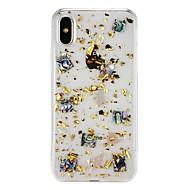 Недорогие Кейсы для iPhone 8-Кейс для Назначение Apple iPhone X iPhone 8 Защита от удара Кейс на заднюю панель Однотонный Твердый ПК для iPhone X iPhone 8 Pluss