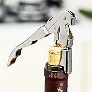 お買い得  バー用品/缶切り/栓抜きなど-栓抜き ステンレス鋼, ワイン アクセサリー 高品質 クリエイティブ のために Barware 使いやすい 1個