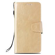 preiswerte Handyhüllen-Hülle Für Sony Xperia XA2 / Xperia L2 Kreditkartenfächer / Geldbeutel / mit Halterung Ganzkörper-Gehäuse Solide Hart PU-Leder für Xperia
