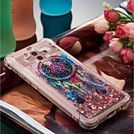 preiswerte Handyhüllen-Hülle Für Huawei Mate 10 pro / Mate 10 Lite Stoßresistent / Mit Flüssigkeit befüllt / Muster Rückseite Traumfänger Weich TPU für Mate 10