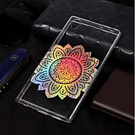 preiswerte Handyhüllen-Hülle Für Sony Xperia L2 / Xperia L1 Beschichtung / Muster Rückseite Mandala Weich TPU für Xperia L2 / Sony Xperia L1