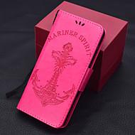 Недорогие Чехлы и кейсы для Galaxy A5(2017)-Кейс для Назначение SSamsung Galaxy A8 Plus 2018 / A8 2018 Кошелек / Бумажник для карт / Флип Чехол Однотонный / Слова / выражения /