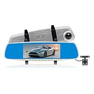 Недорогие Видеорегистраторы для авто-ziqiao jl-v10 full hd 1080p 7inch ips автомобиль dvr тире камера с ночным видением автомобильная камера тире кулачок видеомагнитофон