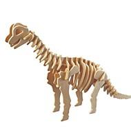 お買い得  おもちゃ & ホビーアクセサリー-ウッドパズル / 論理的思考おもちゃ&パズル ジュラ紀恐竜 学校用 / 新デザイン / プロフェッショナルレベル 木製 1 pcs 子供用 フリーサイズ ギフト