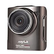 Недорогие Видеорегистраторы для авто-Anytek A3 1080p Ночное видение Автомобильный видеорегистратор 170° Широкий угол 2.4 дюймовый Капюшон с G-Sensor Автомобильный рекордер